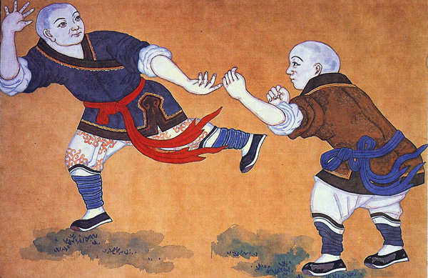 Shaolinmunkar