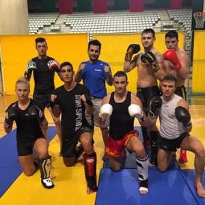 Portugal camp friends