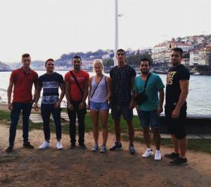 Sightseeingpaus i Porto